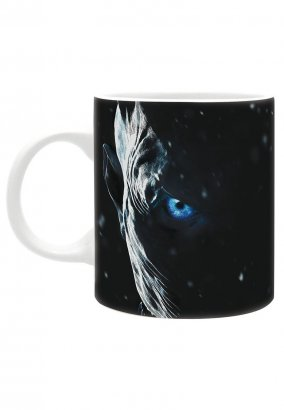 Game Of Thrones - Night King White - Tasse