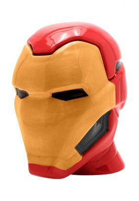 Iron Man - 3D Heat Change - Mug