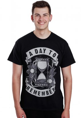 A Day To Remember - Hourglass - Camiseta