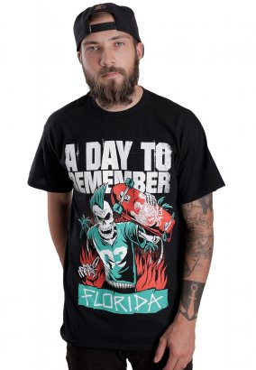 A Day To Remember - Skater - Camiseta
