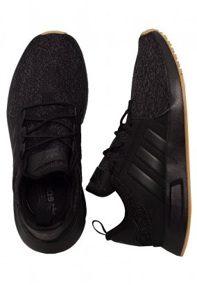 Adidas - X_PLR Core Black/Core Black/Gum 4 - Shoes
