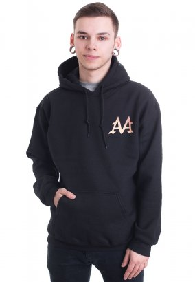 Asking Alexandria - Candle Burn - Hoodie