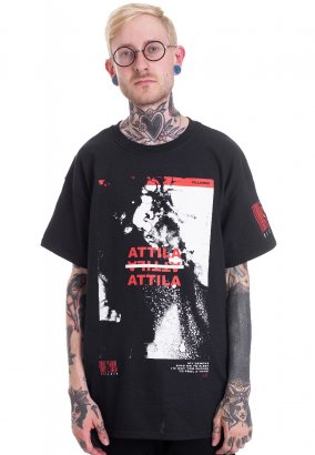Attila - Abstract - T-Shirt