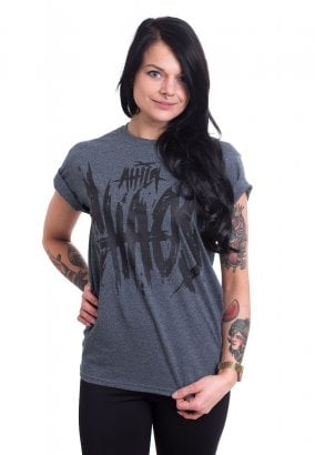 Attila - Chaos Dark Heather - T-Shirt