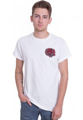 Attila - Rose White - T-Shirt