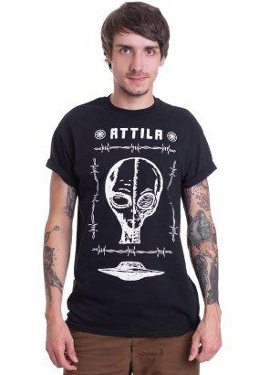 Attila - UFO - T-Shirt