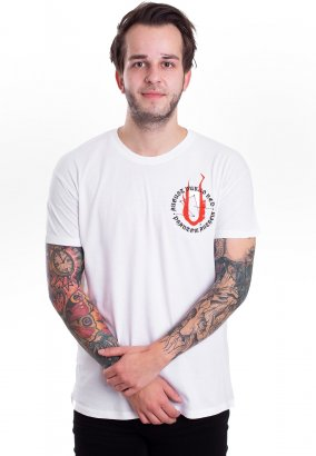 August Burns Red - Inhale Exhale White - T-Shirt