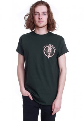 August Burns Red - Torch Forest Green - T-Shirt