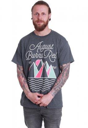 August Burns Red - Waves Dark Heather - T-Shirt