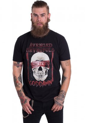 Avenged Sevenfold - Goddamn - T-Shirt