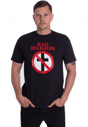 Bad Religion - Cross Buster - T-Shirt