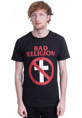 Bad Religion - UK Crossbuster - T-Shirt