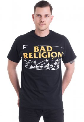 Bad Religion - President Says - T-Shirt