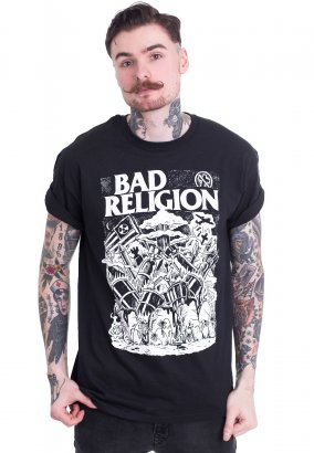 Bad Religion - Wasteland - T-Shirt