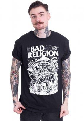 Bad Religion - Wasteland - Camiseta