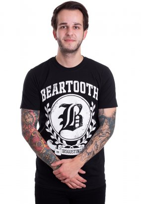 Beartooth - Disgusting - T-Shirt
