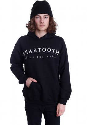 Beartooth - Perspective - Felpa con cappuccio