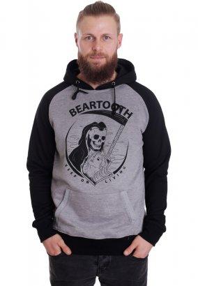 Beartooth - Reaper Sportsgrey/Black - Hoodie