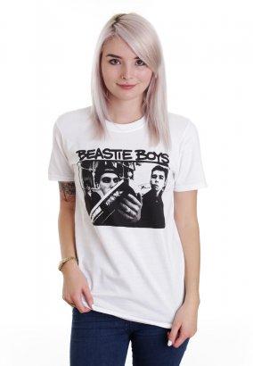 Beastie Boys - Boombox White - T-Shirt