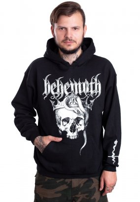 Behemoth - Skull - Hoodie