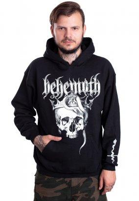 Behemoth - Skull - Huppari