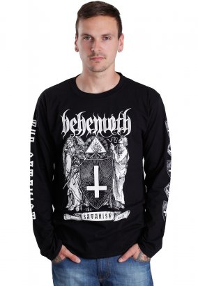 Behemoth - The Satanist - Longsleeve