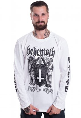 Behemoth - The Satanist White - Longsleeve