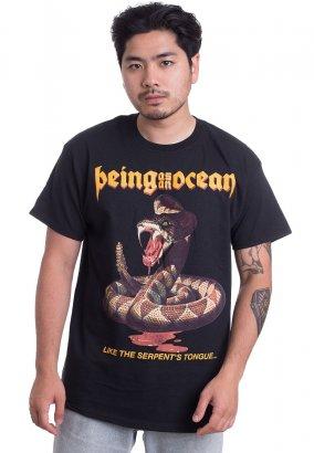 Being As An Ocean - Serpent - T-Shirt