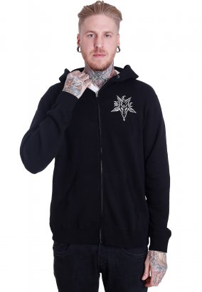 Black Craft Cult - Stay Lit - Chaqueta con cremallera