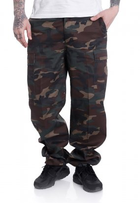 Brandit - US Ranger Woodland - Pants