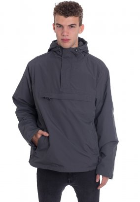 Brandit - Windbreaker Anthracite - Coupe vent