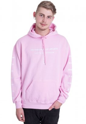 Bring Me The Horizon - Disappear Pink - Hoodie