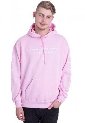 Bring Me The Horizon - Disappear Pink - Huvtröja