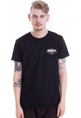 Brutal Knack - Racoon Black - T-Shirt