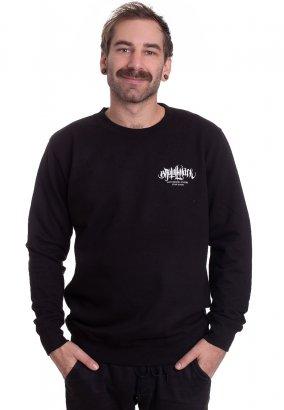 Brutal Knack - Racoon Black - Sweater