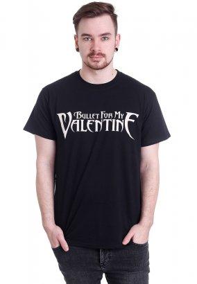 Bullet For My Valentine - Logo - T-Shirt