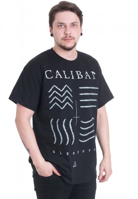 Caliban - 4 Signs - T-Shirt