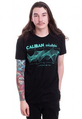Caliban - Waveworld - T-Shirt