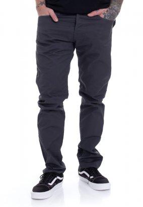 Carhartt WIP - Klondike Lamar Blacksmith Rinsed - Pantaloni