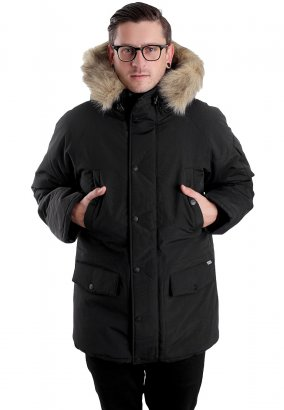 Carhartt WIP - Anchorage Black/Black - Bunda