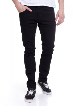 Carhartt WIP - Rebel Margate Black Rinsed - Jeans