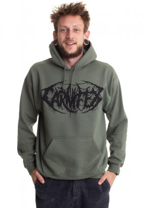Carnifex - Defend Death Metal Military Green - Hoodie