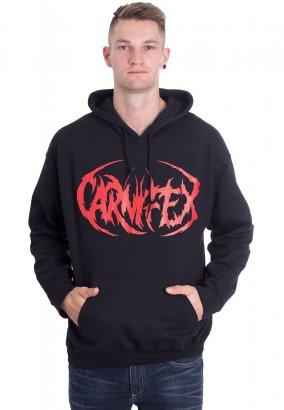 Carnifex - New Death Metal - Felpa con cappuccio