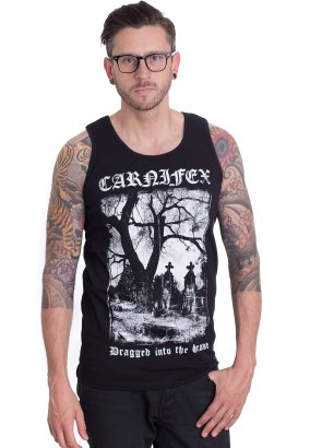 Carnifex - New Dragged Into The Grave - Canotta