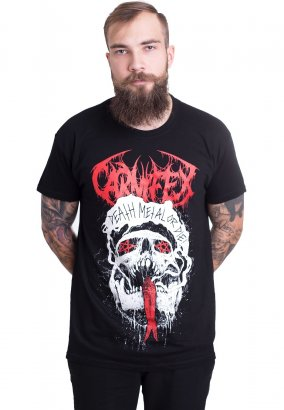 Carnifex - Tongue - T-Shirt