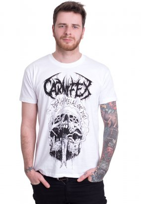 Carnifex - Tongue White - T-Shirt