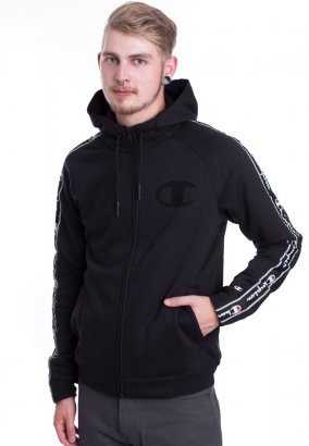Champion - EV.O Active NBK/NBK - Zipper