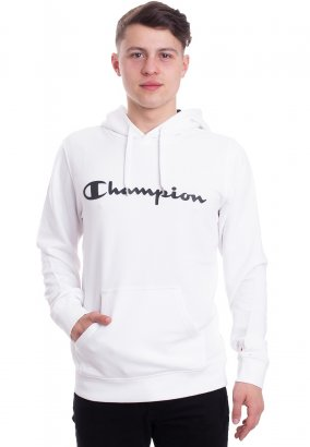 Champion - Hooded White - Hoodie