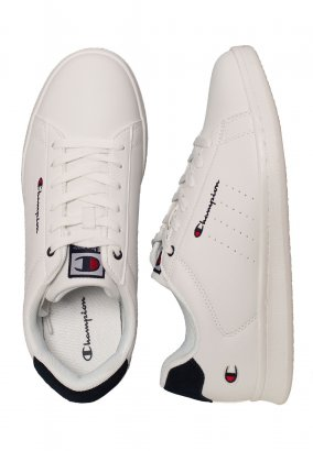 Champion - Shadow PU White - Shoes