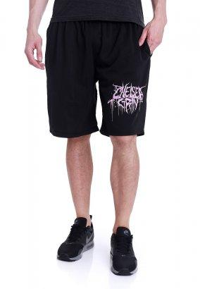 Chelsea Grin - Purple Logo Zip - Shorts